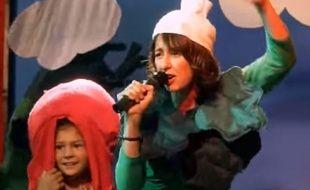 Fabienne Lepic chante