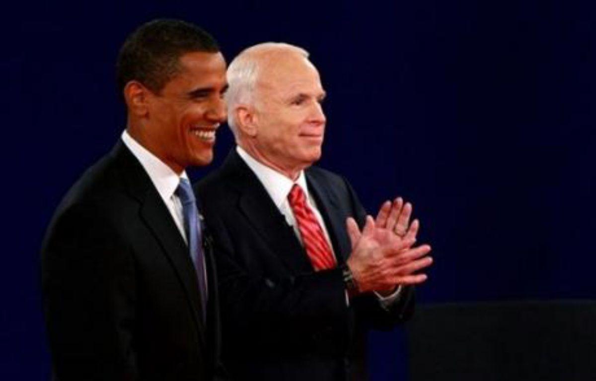 La campagne présidentielle précédant le scrutin du 4 novembre aura été la plus longue et la plus chère de l'histoire des Etats-Unis, avec un niveau de dépenses record, rendu possible par la collecte par les candidats de plus de 1,3 milliard de dollars. – Justin Sullivan AFP/Archives