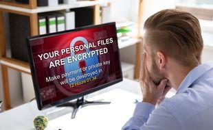 Un exemple de ransomware.