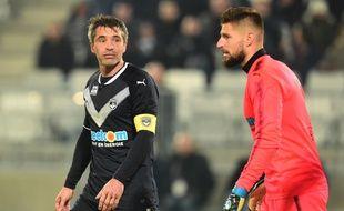 Jérémy Toulalan et Benoît Costil ont du mal à tirer les autres vers le haut.