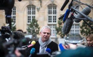 """Thierry Lepaon, secrétaire général de la CGT, a estimé que la renégociation des règles de l'assurance chômage qui démarre vendredi doit aboutir à """"mieux et plus indemniser les demandeurs d'emplois""""."""