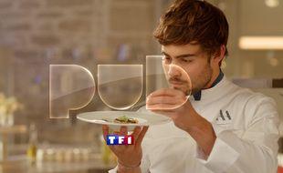 Aperçu du nouvel habillage de TF1 lancé le 6 janvier 2021.