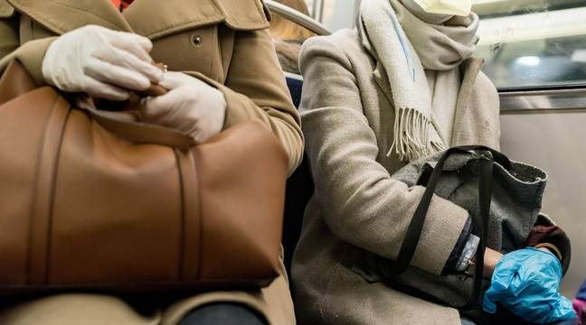 Y a-t-il des affluences trop fortes dans les transports en commun à Paris ?