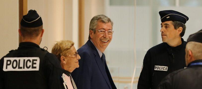 Les époux Balkany lors de leur procès le 13 septembre 2019.
