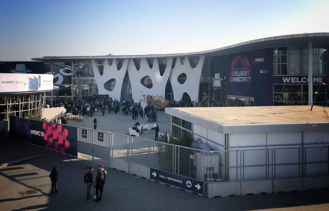 200,000 square meters dedicated to mobile telephony: the Mobile World Congress in Barcelona