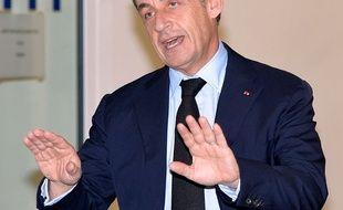 Le président de l'UMP Nicolas Sarkozy recontrera les parlementaires de son parti cette semaine.