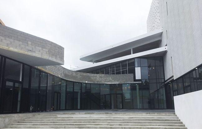 Le musée mer marine de Bordeaux, le 5 juin 2018.