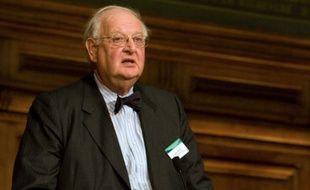 L'économiste Angus Deaton.