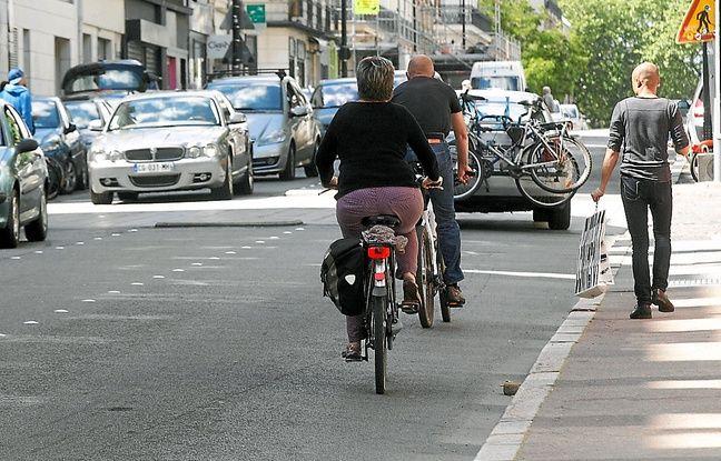 La rue de Strasbourg reste l'une des principales difficultés dans la ville.