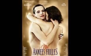 L'affiche du film «Nos années folles» d'André Téchiné