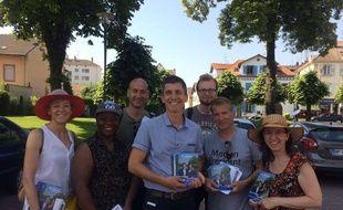 Après s'être pris au jeu de la campagne, Bruno Studer, professeur d'histoire-géographie, est désormais député La République en marche dans la troisième circonscription du Bas-Rhin.