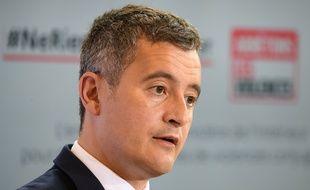 Gérald Darmanin, le ministre de l'Intérieur.