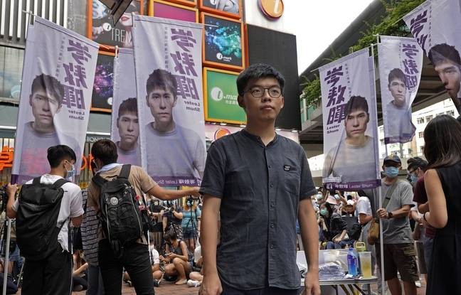 Hong Kong: Le militant prodémocratie Joshua Wong appelle le monde à soutenir Hong Kong face à la Chine