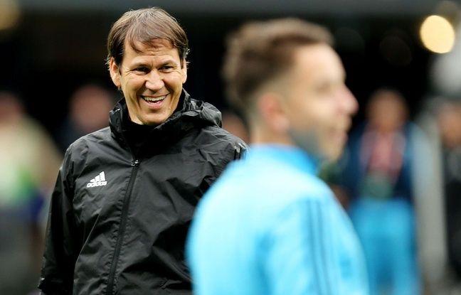 OM: Rudi Garcia va prolonger son contrat à Marseille (et Andoni Zubizaretta aussi)
