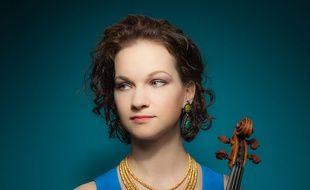 Hilary Hahn, virtuose du violon et passionné de tricot