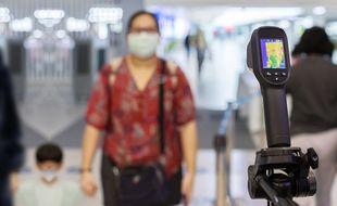 Les caméras de France Infrarouge détectent la fièvre