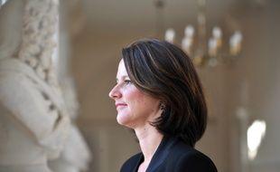 La maire de Nantes Johanna Rolland