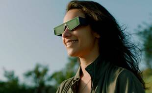 Snap, la maison-mère de Snapchat, a dévoilé ses nouvelles lunettes Spectacles pour la réalité augmentée le 20 mai 2021.