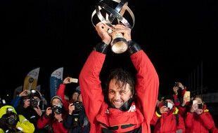 Yannick Bestaven remporte le Vendée Globe 2020.