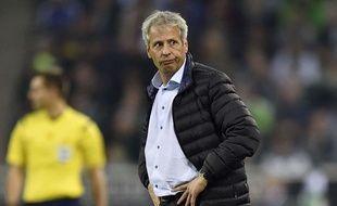 Lucien Favre est le nouvel entraîneur des Aiglons.
