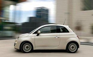La nouvelle 500 de Fiat