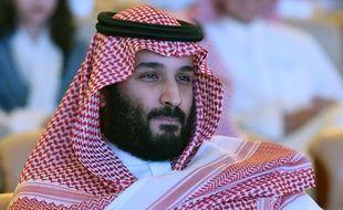 Mohammed ben Salmane, dit MBS, est le prince héritier d'Arabie saoudite.