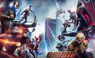 «Crisis on Earth-X» est le titre du crossover 2017 entre les séries «Arrow», «The Flash», «Supergirl» et «Legends of Tomorrow»