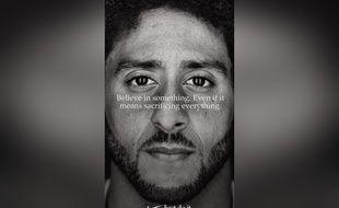 Nike a choisi le joueur NFL au chômage Colin Kaepernick comme ambassadeur.