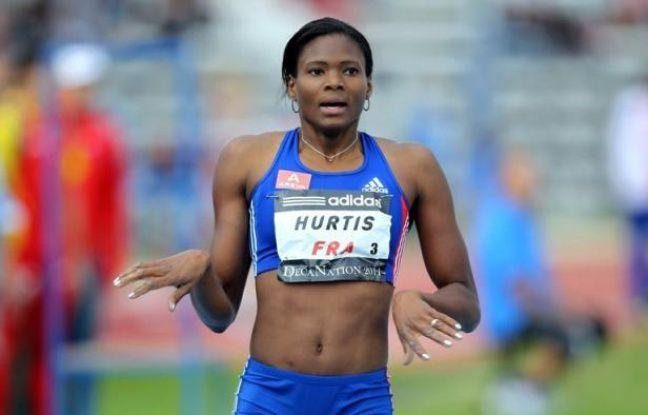 Muriel Hurtis a remporté le titre de championne de France du 400 m mais dans un chrono de 52 sec et 17/100e insuffisant pour lui assurer directement une place dans la sélection française pour les championnats d'Europe d'Helsinki, dimanche à Angers