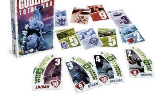 «Godzilla Total War»