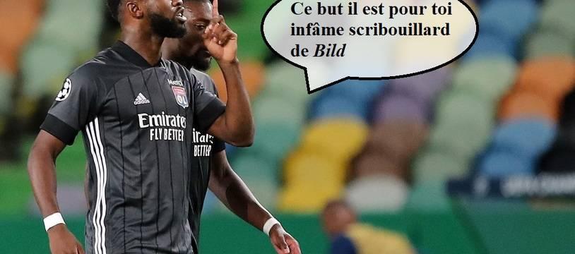 Moussa Dembélé et les Lyonnais veulent continuer à rêver face au Bayern.