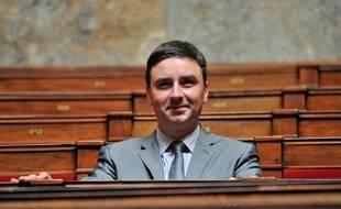 Laurent Grandguillaume, désormais ex-député PS.