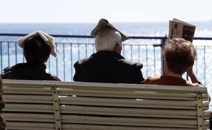 Plus de huit Français actifs sur dix (84%) s'inquiètent du montant de leur future retraite, selon un sondage