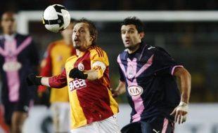 Le Bordeaux de Fernando tombe contre Galatasaray (4-3).