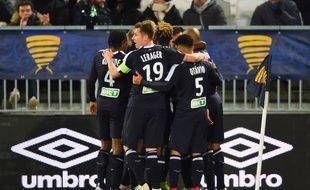 Bordeaux affrontera Strasbourg à la Meinau, après avoir éliminé mercredi soir Le Havre en quart de finale.
