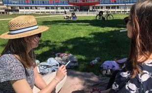 Le tabac sera bientôt interdit à certains endroits du campus universitaire de Strasbourg.