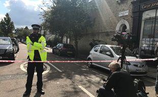 L'attentat commis dans le métro de Londres a fait au moins 22 blessés.