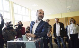 Sasa Jankovic, le Premier ministre serbe a remporté l'élection présidentielle le dimanche 2 avril 2017.