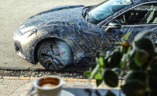 Maserati Gran Turismo Teaser