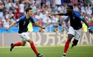 Les Bleus se sont qualifiés pour les quarts de finale en battant l'Argentine (4-3)