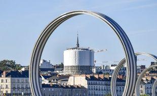 L'église Notre-Dame-de-Bon-Port à Nantes est en travaux jusqu'à fin 2020