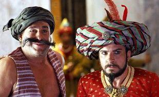 Le film «Iznogoud», meilleure adaptation de BD de tous les temps, jusque dans la moustache