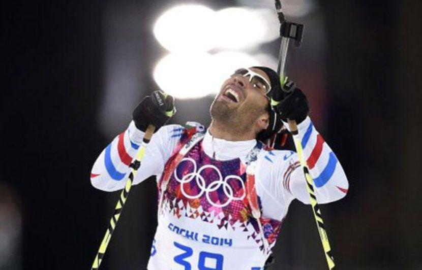 Sotchi 2014 Biathlon  Revivez la médaille d argent (et presque médaille  d or) de Martin Fourcade sur la mass start en live comme-à-la-maison 1c29e8c1fe08