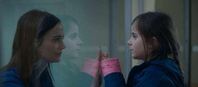 Eva Green et Zélie Boutant-Lemesle dans Proxima d'Alice Winocour