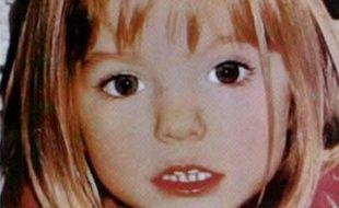 Photo de la petite Madeleine McCann diffusée en une du journal «The Sun», le 5 mai 2007.