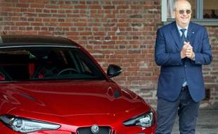 Jean-Philippe Imparato, PDG d'Alfa Romeo