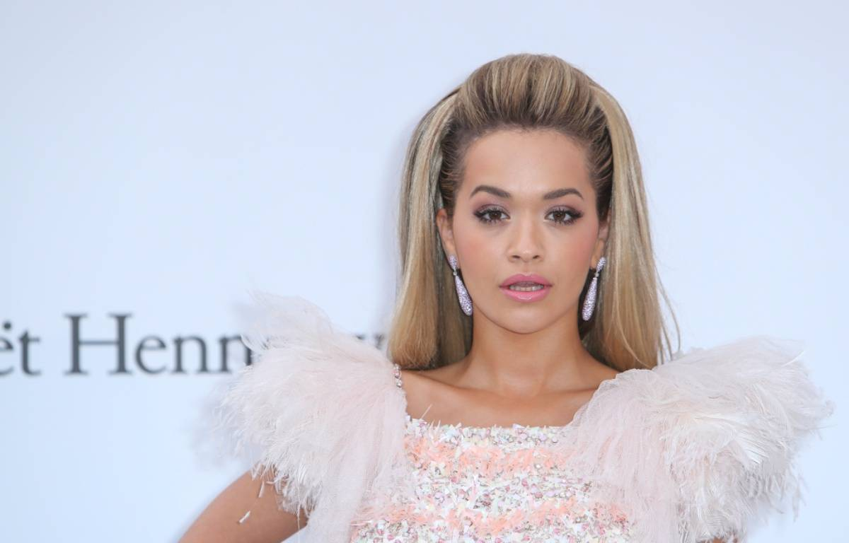 La chanteuse Rita Ora à la soirée de l'amFAR au Cap d'Antibes – WENN