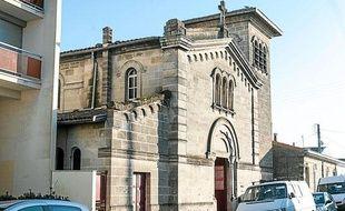 L'église du Christ Rédempteur, à Talence, est à vendre sur Le Bon Coin