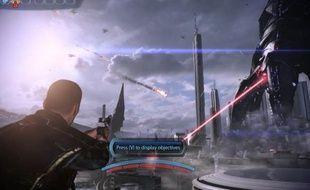 Le jeu «Mass Effect 3» proposé en démo via le service de cloud gaming de Gaikai.