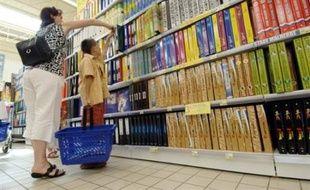 """Plus des deux tiers des salariés estiment avoir subi une """"dégradation"""" de leur pouvoir d'achat """"ces derniers temps"""", selon un sondage LH2-Randstad pour le Parisien."""